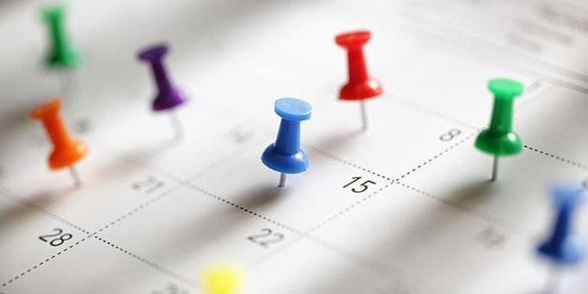 Національні свята на 2017-2018 рік. Звичаї, традиції, дати свят в національному календарі