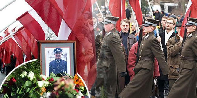 Подія 16 березня - День пам'яті легіонерів в Латвії