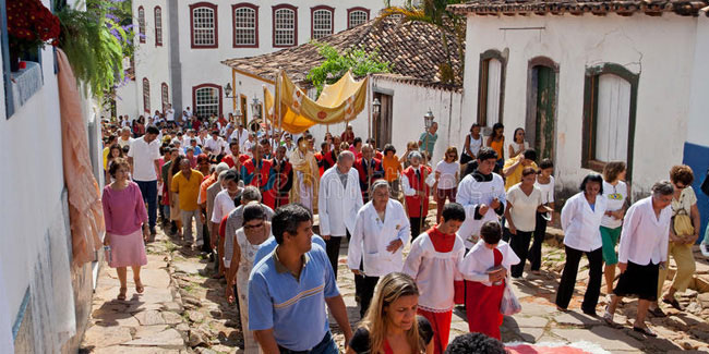 Подія 21 квітня - День Тірадентеса в Бразилії