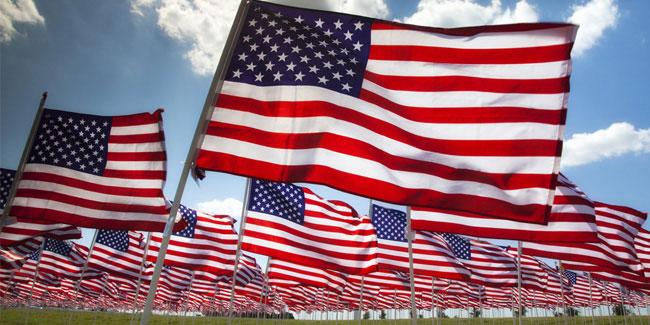 Подія 14 червня - День національного прапора в США