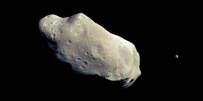В даний час більше 600 000 відомих астероїдів в нашій Сонячній системі