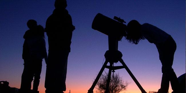 Міжнародний день астрономії - свято, яке народилося в Америці у 1973 році