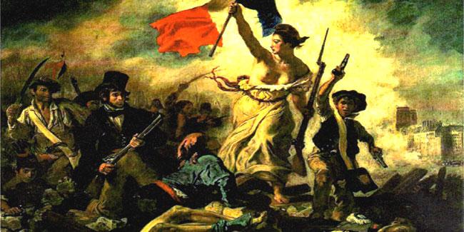День взяття Бастилії - 14 липня - відзначається не тільки у Франції