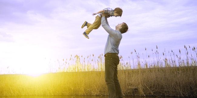 Що значить бути батьком? Зі святом, наші дорогі ТАТУСІ