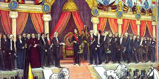 Леопольд був обраний Королем бельгійців 4 червня 1831 року