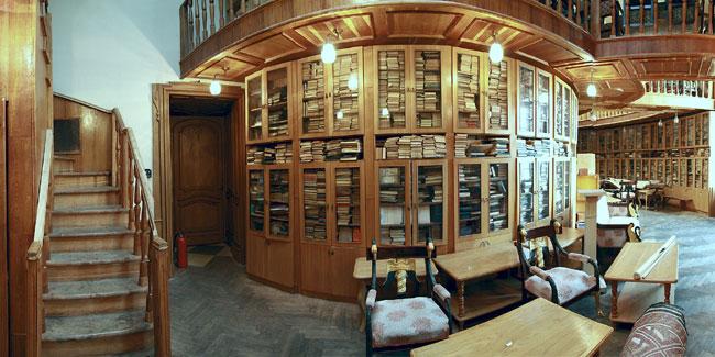 Бібліотеки - один з інструментів нашої цивілізації