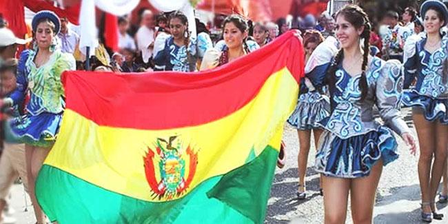 Болівія проголосила свою свободу від іспанського впливу у 1809 році