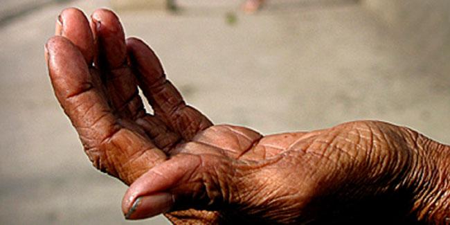 Боротьба за ліквідацію бідності - один із головних моральних викликів нашого часу