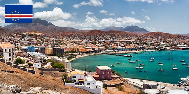 Кабо-Верде, держава в Західній Африці, розташована на островах Зеленого Мису в Атлантичному океані, що в 620 км від узбережжя Африки