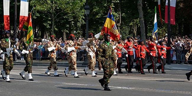 11 серпня 1960 року держава отримала повну незалежність