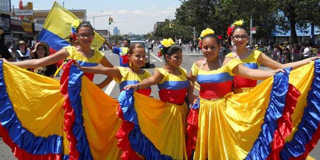 20 липня 1810 відбулося повстання в столиці і найбільшому місті Колумбії - Боготі