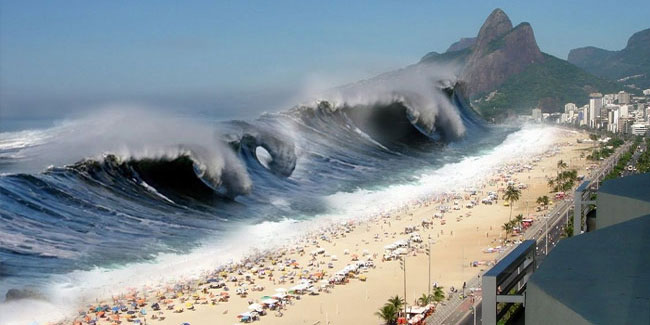 День поширення інформації про проблему цунамі