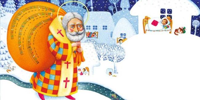 День народження Діда Мороза чи Святого Миколая?