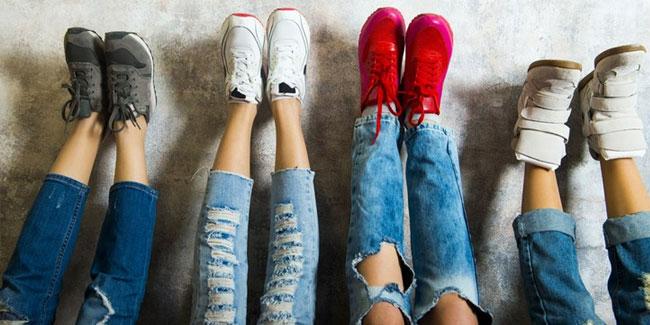 День джинсів в останню середу квітня