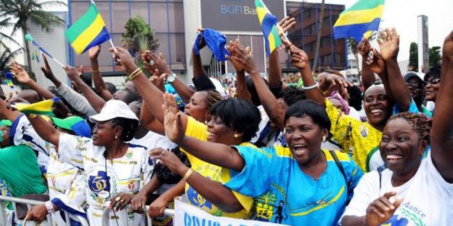 17 серпня 1960, народилася Республіка Габон