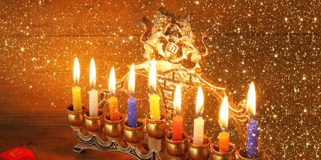 Ханука - єврейське свято свічок