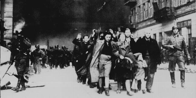 День пам'яті жертв Голокосту
