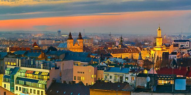 Івано-Франківськ відзначає день міста в день отримання Магдебурзького права, тобто 7-го травня