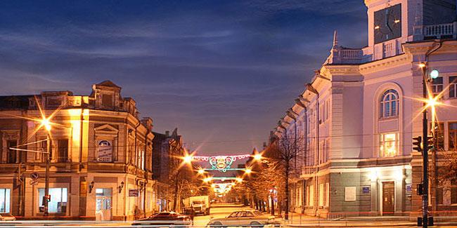 Житомир - одне з найстаріших міст Київської Русі