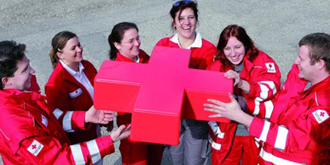 День Червоного Хреста і Червоного півмісяця