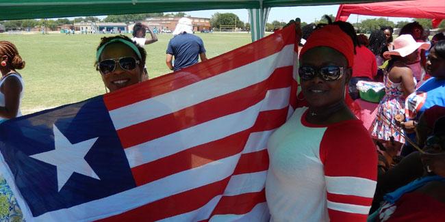 Республіка Ліберія оголосила про свою незалежність у 1847 році