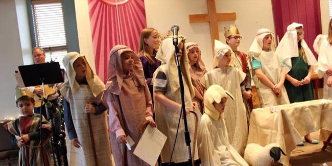 Народження Ісуса Христа в Лютеранськїй традиції