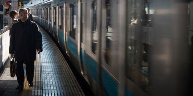 Перше метро в Азії