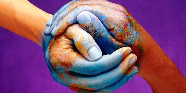 Для деяких з нас мир - це повсякденна реальність