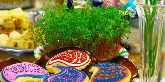 Весняне новорічне свято рівнодення Навруз виникло у Хорасані більше 3000 років тому