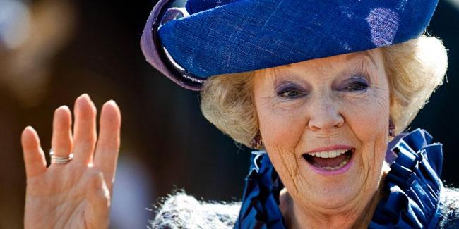 Національне свято Королівства Нідерландів. День Королеви Беатрікс Вільгельміна Армгард