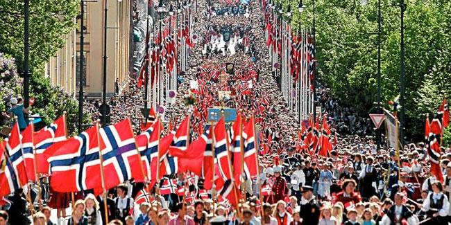 День Конституції Норвегії