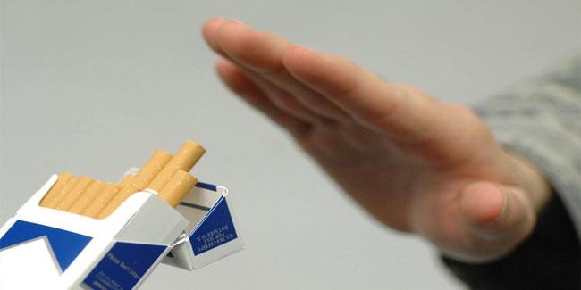 День відмови від куріння