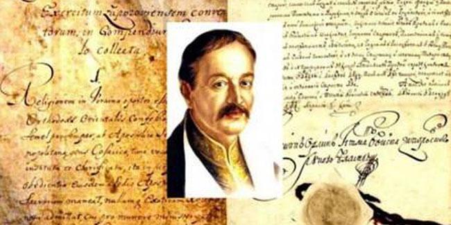 Перша конституція Пилипа Орлика