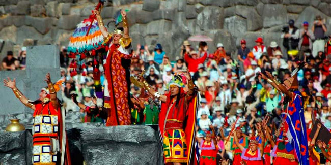 Починаючи з виступу Президента Перу, який розповідає про прогрес країни за останній рік, по всій країні відбуваються різноманітні заходи