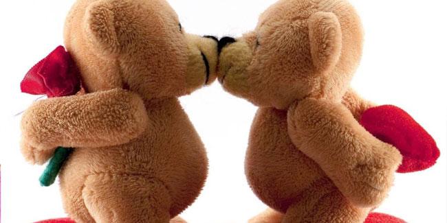 Всесвітній день поцілунку - 6 липня - знаменні дати поточного ...