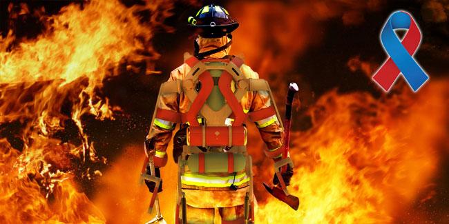 У пожежній службі ми боремося разом проти одного спільного ворога - вогню