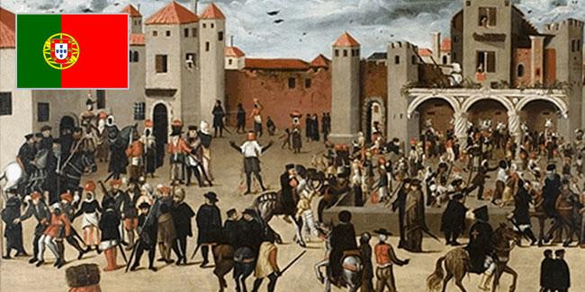 10 червня 1580 помер великий португальський поет - Луїс Камоенса