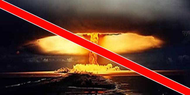 День мобілізації зусиль проти загрози ядерної війни