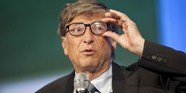 День народження Білла Гейтса