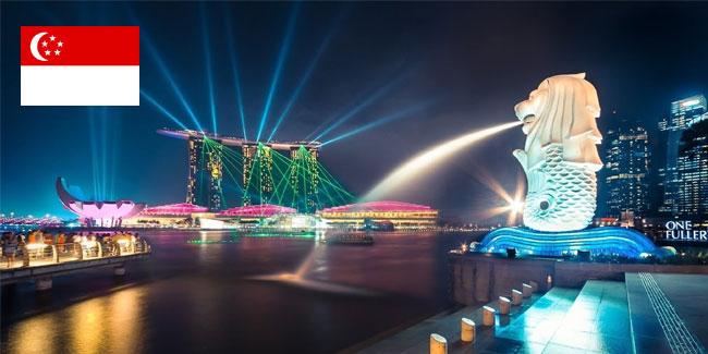 Національний день Сінгапуру знаменує набуття незалежності Сінгапуру від Малайзії у 1965 році