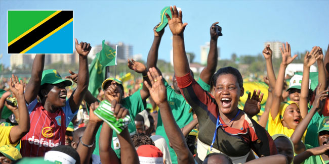 День Об'єднаної Республіки Танзанія