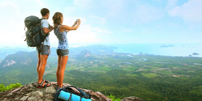 Туризм - це вигода в усіх напрямках