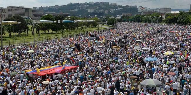 5 липня 1811 року конгресом венесуельських провінцій була прийнята Венесуельська Декларація незалежності