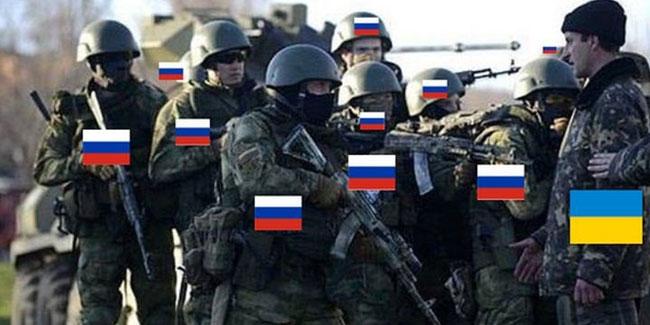 Початок війни Росії проти України